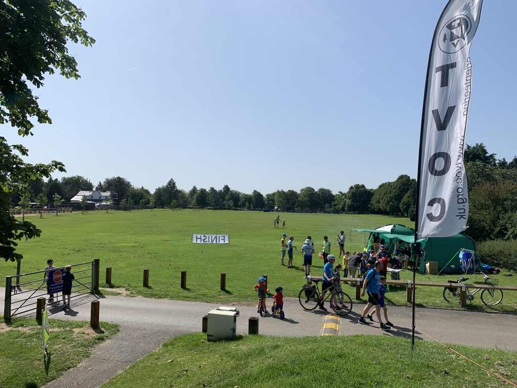 Results from Cutteslowe Park Saturday Series – Thames Valley